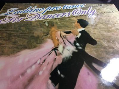 ZADÁNO PRO TANEC (FOR DANCERS ONLY), PANTON 1988, OD KORUNKY !!!