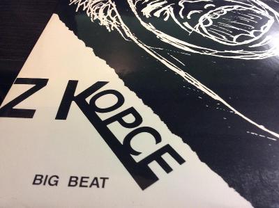 Z KOPCE: BIG BEAT, PANTON 1989, TOP STAV, OD KORUNKY !!!
