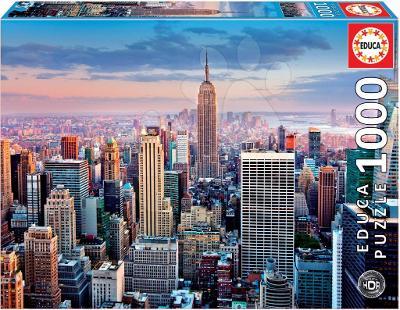 Puzzle  Educa MANHATTAN NEW YORK  1000 dílků