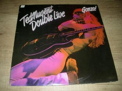 Ted Nugent – Double Live Gonzo! (1978) 2xLP ,1.Press ,TOP STAV!!!
