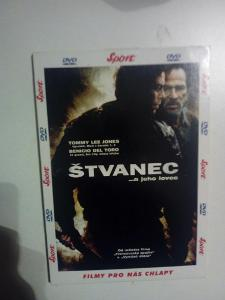 DVD, film Štvanec