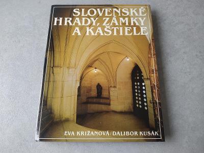 Kniha stará kniha Slovensko Hrad Zámek Kaštiel Trenčín Bratislava Top