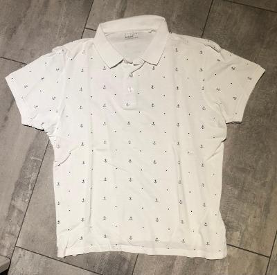 Polo tričko s Kotvičkama vel.L