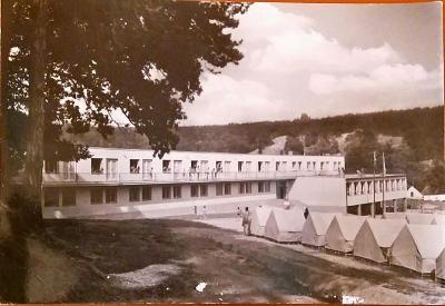 Tavíkovice Pionýrský Tábor