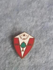 odznak TJ Sokol Ořechov 1904 - 1964