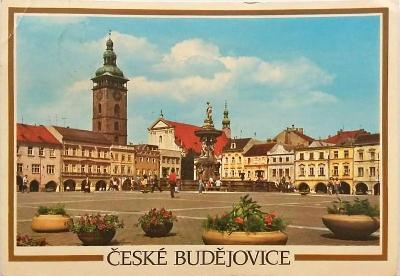 České Budějovice Náměstí