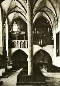 Třeboň Kostel Sv Jiljí