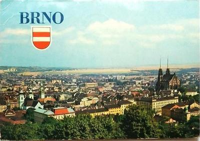 Brno Celkový pohled