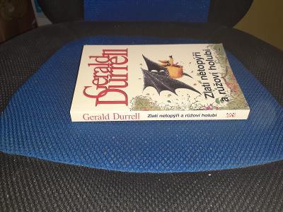 Gerald Durrell - Zlatí netopýři a růžoví holubi 2009