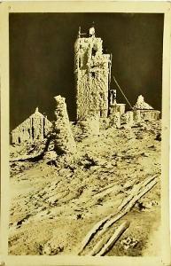 Krkonoše Sněžka 1603m
