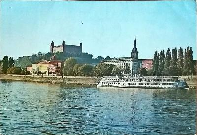 Bratislava Pohled na Hrad