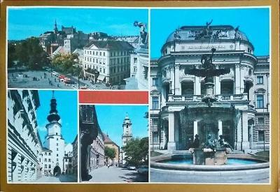 Bratislava Hviezdoslavovo Náměstí