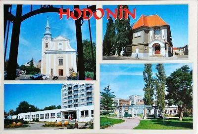 Hodonín Kostel sv Vavřince Galerie