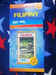 DVD - Filipíny, papírový obal