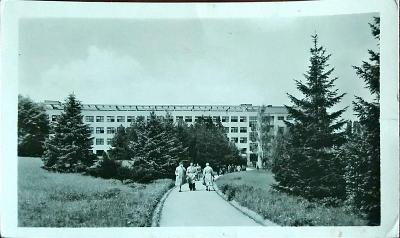 Kostelec Nad Černými Lesy Sanatorium
