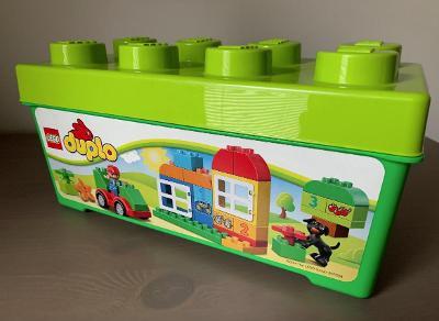 Lego Duplo 10572 - Set kostek - Box plný zábavy