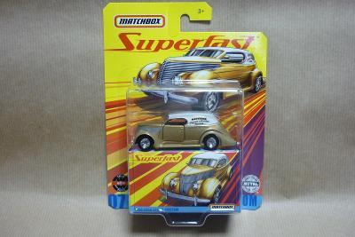 Ford Sedan Custom  Superfast   Matchbox