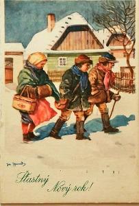 Šťastný Nový rok 1949