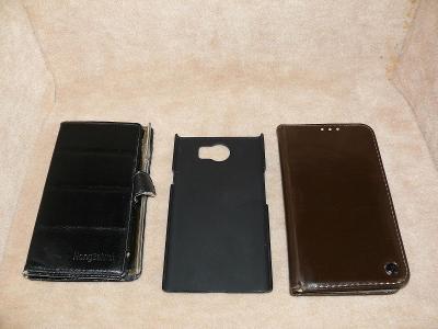 3x pouzdro BlackBerry PRIV