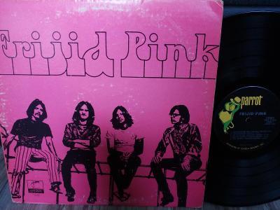 LP Frijid Pink - 1st album, USA 1969