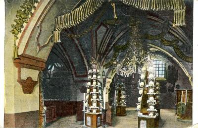 Sedlec u Kutné Hory - Kostnice (Kutná Hora) ...