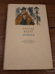 Václav Řezáč - Svědek