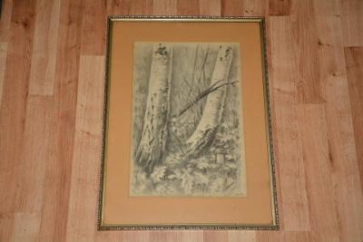 obraz, litografie Hunt