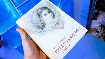 Kniha Velké Trápení - Helena Šmahelová