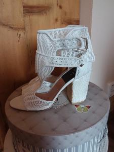 Laurence Dacade krajkové boty