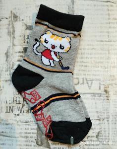 Nové! Kočičkové ponožky 😀 vel. 10-11 cm