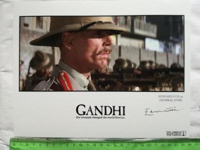 Autogram podpis Fox Edvard