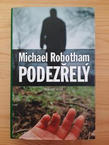 Podezřelý Michael Robotham