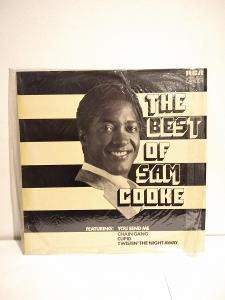 LP SAM COOKE - THE BEST OF SAM COOKE