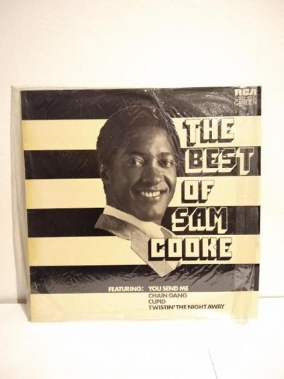 LP SAM COOKE - THE BEST OF SAM COOKE  - Hudba