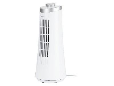 SILVERCREST Mini sloupový ventilátor 340271 (bílá)