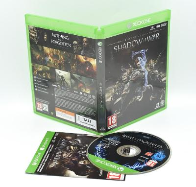 ***** Middle earth shadow of war ***** (Xbox one)
