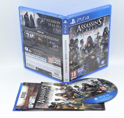 ***** Assassin's creed syndicate ***** (PS4)