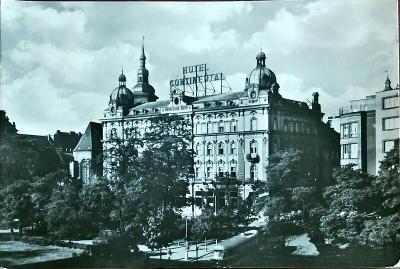 Plzeň Hotel Continental