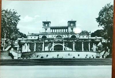Německo Potsdam Sanssouci