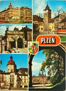 Plzeň Krajské Město
