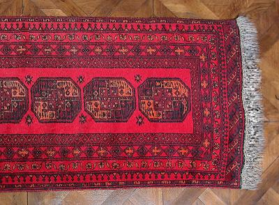 Afghánský běhoun Ačka 357 X 93 cm