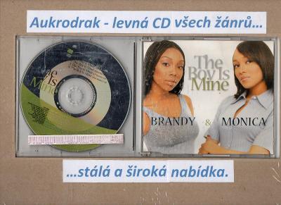 CDM/Brandy & Monica-The Boy Is Mine