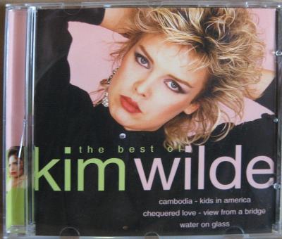 CD - Kim Wilde , CD V PĚKNÉM STAVU