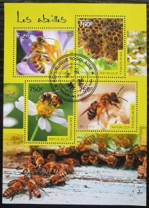 Togo 2014 Včely Mi# 6106-09 Kat 12€ 2223