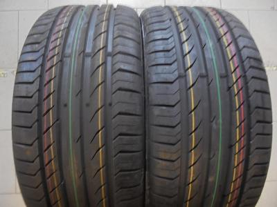 235 45r17 letní Continental Sport Contact 5 Conti Seal 94W 4kusy NOVÉ