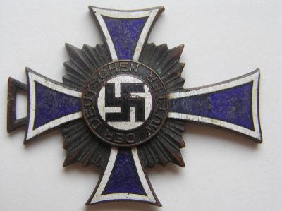 Kříž matek bronz, Mutterkreuz bronze