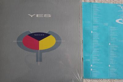 Yes – 90125 LP 1983 vinyl USA Friday Music 2009 jako nove NM