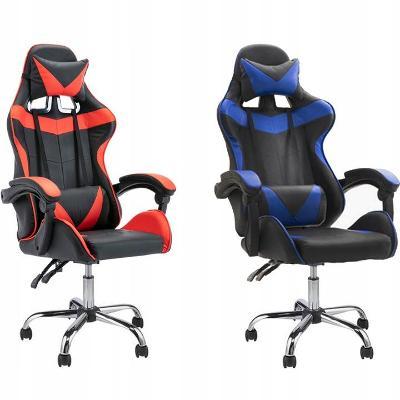 Herní židle Herní otočná kancelářská židle LC04 2 BARVY