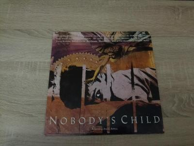 Nobody's Child - Romanian Angel Appeal - Top Stav UK & Europe 1990 LP