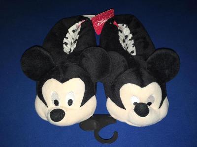Papuče - bačkory - Mickey Mouse